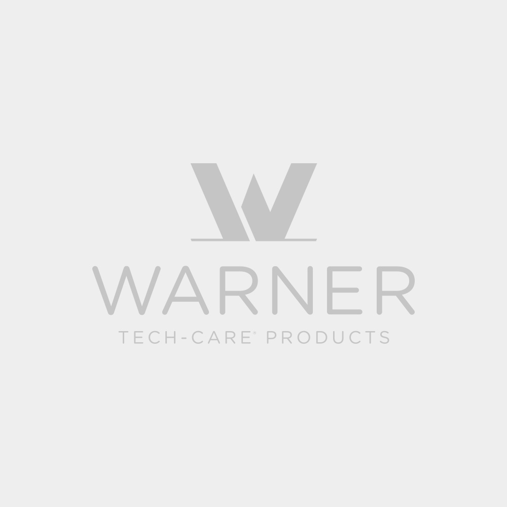 Egger 25500 Clear Syringe with Blue Plunger, 4mm
