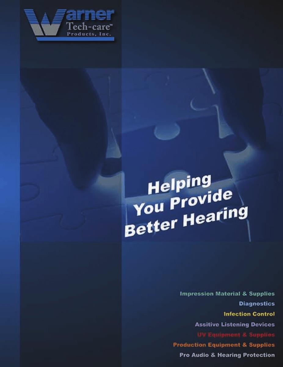Warner-tech Care Catalog