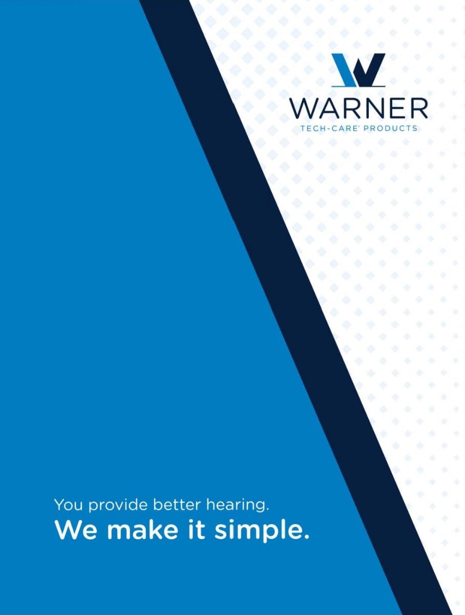 Warner Tech care Catalog